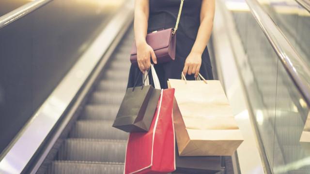 Portugal com segunda maior quebra mensal nas vendas a retalho em julho