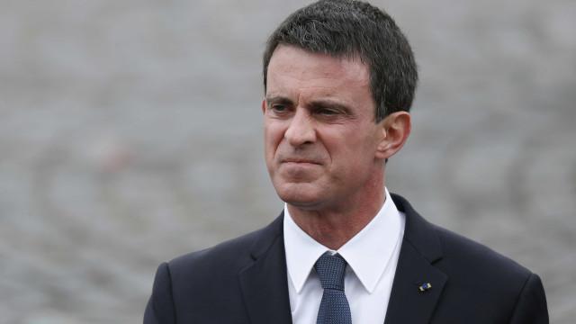 Manuel Valls apresenta candidatura à presidência da câmara de Barcelona