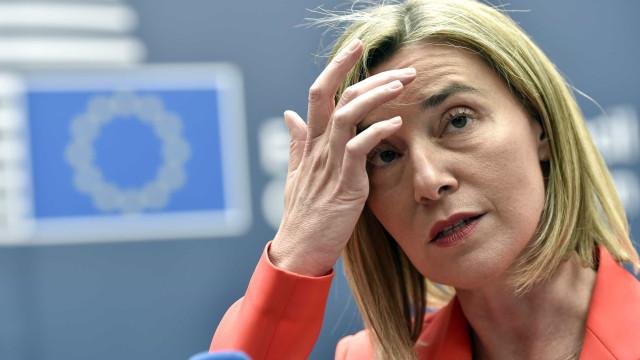 """UE: Detenção de opositores na Venezuela é """"um passo na direção errada"""""""
