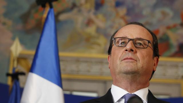 François Hollande confirmado como orador na Web Summit