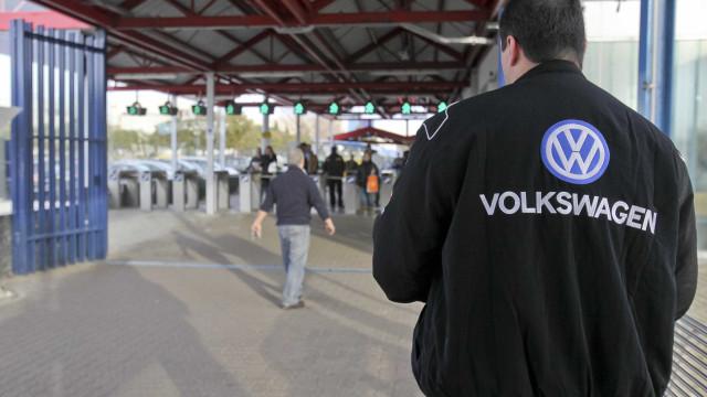 Produção parada na Autoeuropa devido à greve