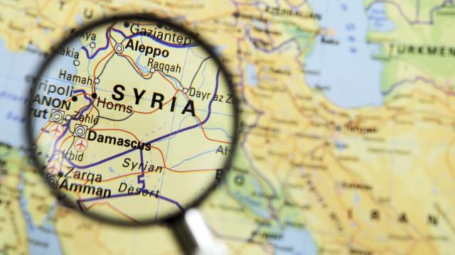 Síria acusa Israel de ataque aéreo em Lakatia