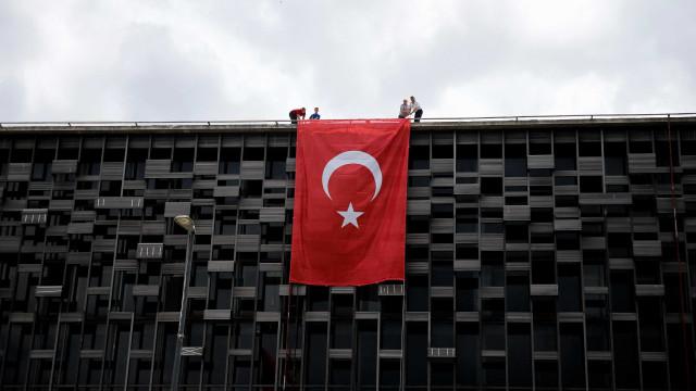 Turquia celebra um ano do golpe fracassado de 15 de julho