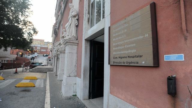 Vítima de acidente de trabalho enviada de Lisboa para Gaia por avaria