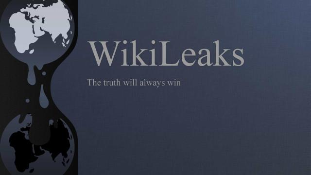 Tribunal britânico considera WikiLeaks um meio de comunicação social