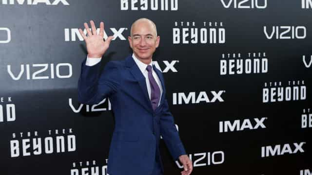 Parabéns, Jeff Bezos: CEO da Amazon é (outra vez) o mais rico do mundo