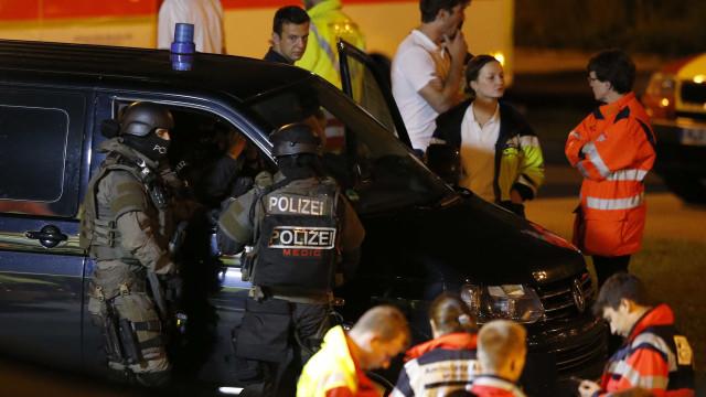 """Homem que se suicidou é """"o único atirador"""", confirma polícia alemã"""