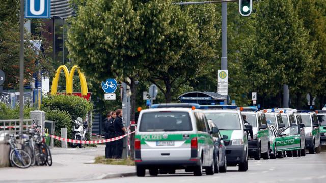 Munique: Detido amigo de 16 anos que terá tido conhecimento do plano