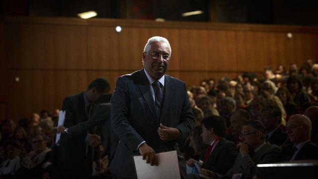 """Portugal sente """"dor e preocupação"""" da Alemanha, diz António Costa"""