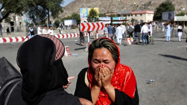 Três estrangeiros raptados e mortos na capital do Afeganistão