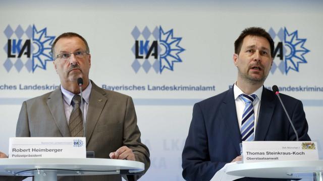 Munique: Atirador tinha mais de 300 balas e preparava ataque há um ano