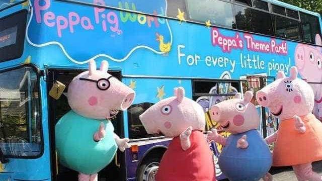 Episódio de 'Peppa Pig' banido da TV australiana. Culpa é das aranhas