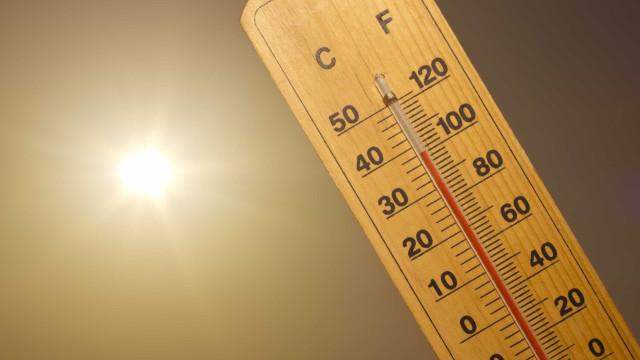 Temperaturas acima dos 30º nos próximos dias. Descem no domingo