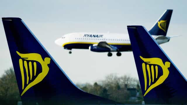 Sindicatos europeus avançam com greve na Ryanair no final de setembro