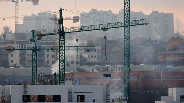 Custos de construção aceleraram 2,7% em novembro