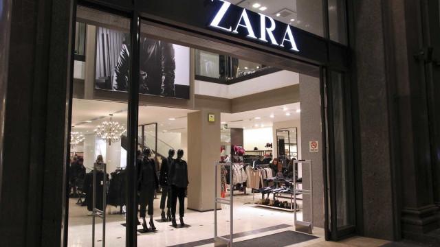 Zara já está a entregar encomendas no próprio dia em Espanha