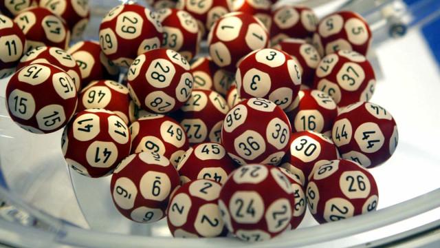 'Jackpot' de 57 milhões de euros no próximo sorteio do Euromilhões