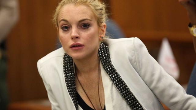 Família de Lindsay Lohan com o 'coração nas mãos' pelo futuro da atriz