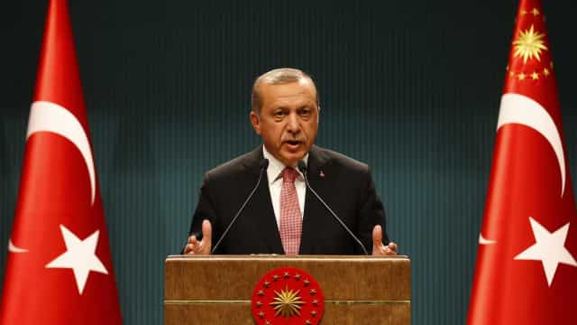 "Erdogan apela a que muçulmanos ""protejam"" Jerusalém"