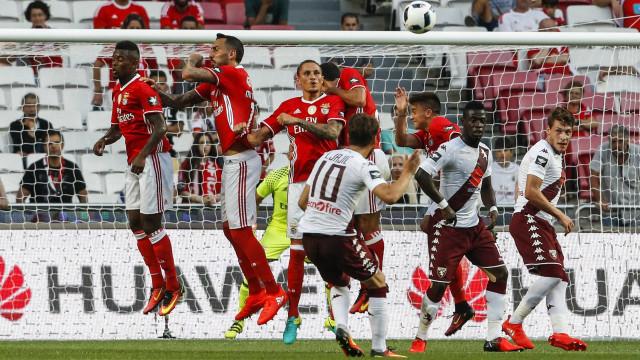 Eusébio Cup não entra no calendário da pré-época do Benfica