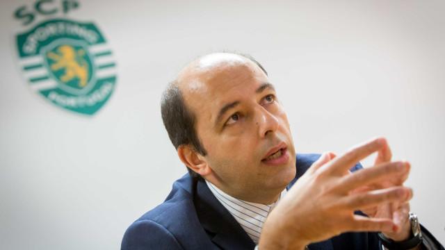 Carlos Vieira retira candidatura à presidência do Sporting