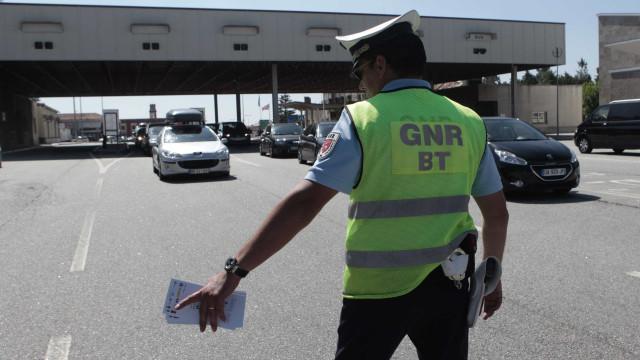 """GNR diz que extinção da Brigada de Trânsito foi """"crasso erro"""""""