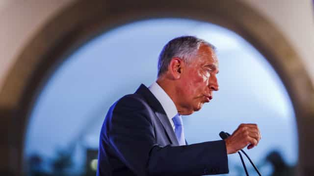 Marcelo Rebelo de Sousa usou o veto político sete vezes