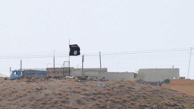 Estado Islâmico controla menos de 1% do território do califado