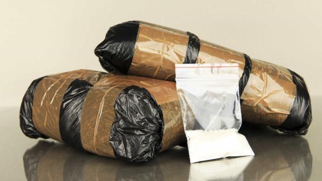 16 detidos e duas toneladas de droga apreendidas em três países
