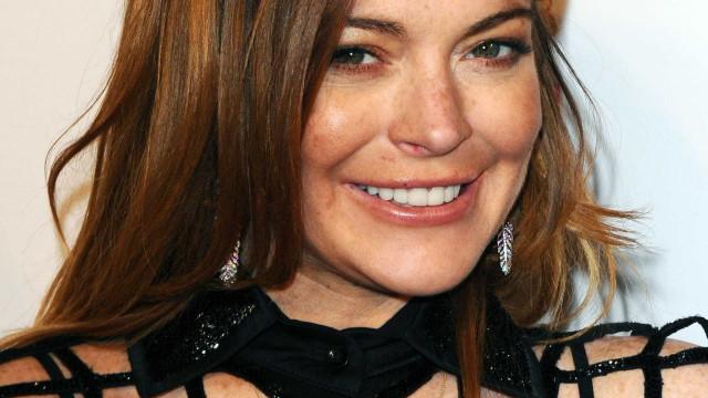 Vídeo: Lindsay Lohan agredida na rua por família de refugiados sírios