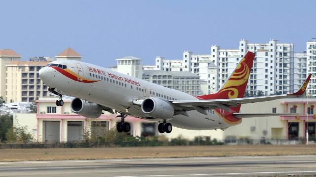 Companhia aérea chinesa completa 1.º voo transoceânico com biodiesel