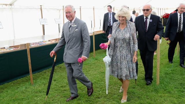 Camila Parker-Bowles temeu pela vida após morte de princesa Diana
