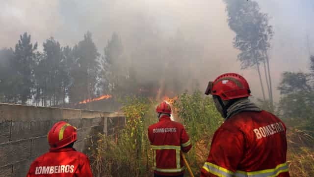 Incêndio obriga à evacuação de lar de idosos no Cacém