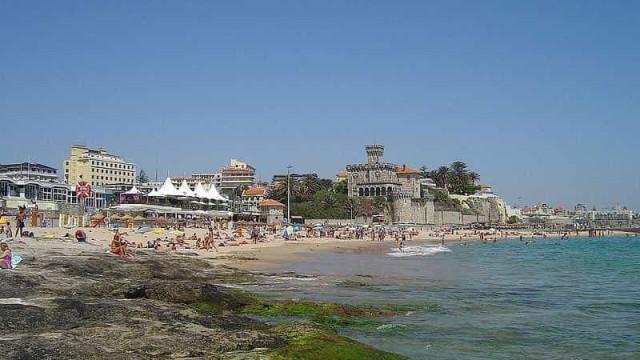 Jovem agredido com arma branca na praia do Tamariz