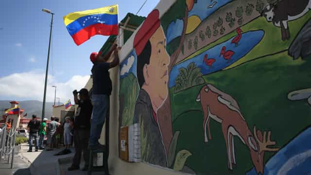 Venezuela acusa Portugal, Espanha e Alemanha de pôr em perigo os seus