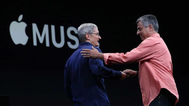 'Agressividade' da Apple pode ser razão de falhanço na televisão