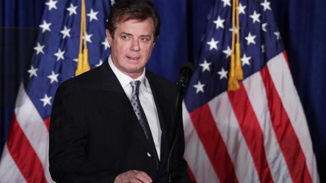 Ex-diretor de campanha de Trump acusado de partilhar dados com russos