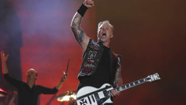 Vocalista dos Metallica vai entrar em filme sobre serial killer