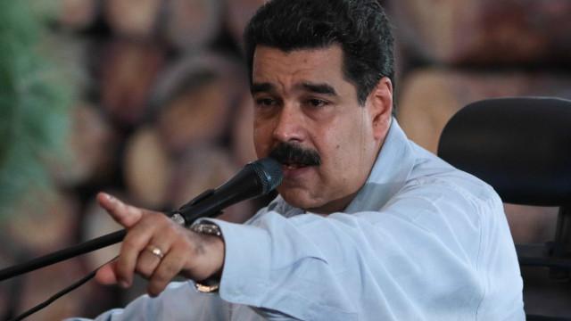 """Maduro assegura que Venezuela """"nunca"""" se declarará em incumprimento"""
