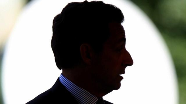 """""""Esta calúnia tornou a minha vida num inferno"""", disse Sarkozy"""