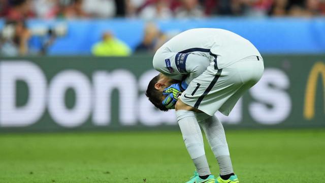 """""""Lesão de CR7 na final do Euro quebrou o ritmo do jogo. Foi enervante"""""""