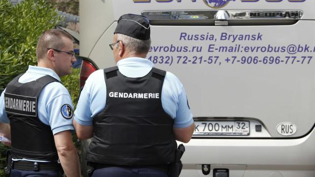 Autor de explosão à entrada dos serviços secretos russos morreu no local