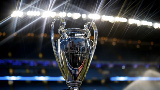 FC Porto e Benfica já sabem quem podem defrontar na fase de grupos