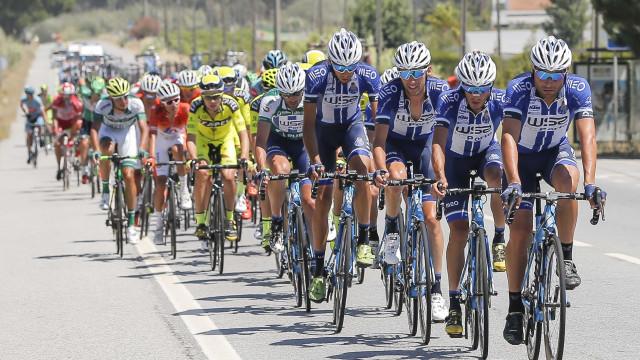 Trânsito condicionado em Lisboa devido à Volta a Portugal em bicicleta