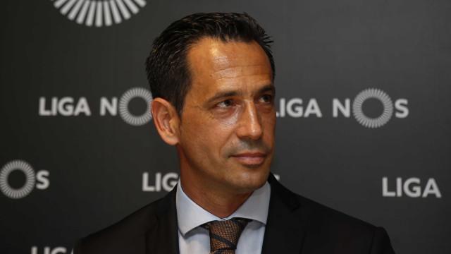 Pedro Proença demite-se da presidência da Liga de Clubes