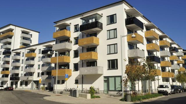 Prestação da casa indexada à Euribor a 6 meses volta a descer em agosto