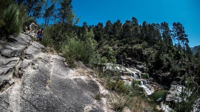 Morreu a segunda mulher que caiu em cascata do Gerês