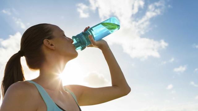 Água de proteína. Será esta a nova tendência do mundo do fitness?