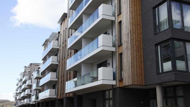 Mais um máximo. Avaliação das casas subiu para 1.212 euros em outubro