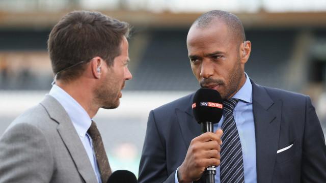 """Henry elege o """"único avançado de classe mundial"""" da Premier League"""